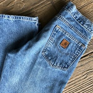 Men's Carhartt Relaxed Fit Jeans Size 30